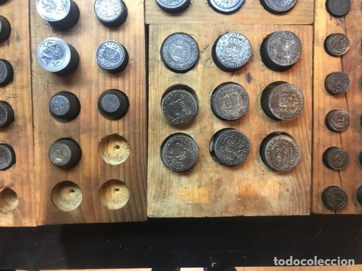 Reproducciones billetes y monedas: Antiguos troquel, troqueles, especial para coleccionistas (para hacer copias) ver fotos, 70 unidades - Foto 5 - 178617668