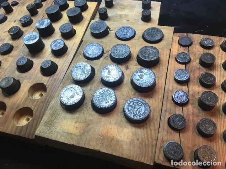 Reproducciones billetes y monedas: Antiguos troquel, troqueles, especial para coleccionistas (para hacer copias) ver fotos, 70 unidades - Foto 8 - 178617668
