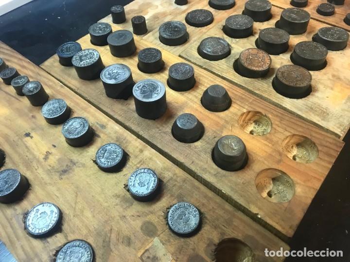 Reproducciones billetes y monedas: Antiguos troquel, troqueles, especial para coleccionistas (para hacer copias) ver fotos, 70 unidades - Foto 9 - 178617668