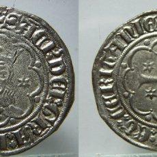 Reproduções notas e moedas: REPRODUCCION DE UN REAL DE JAIME II CECA MALLORCA. Lote 178772751
