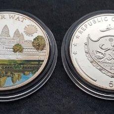 Reproducciones billetes y monedas: 5 DOLARES REPUBLICA PALAU . Lote 179074538