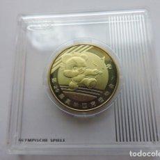Reproducciones billetes y monedas: CHINA 1 YUAN 2008 2008 BEIJING. Lote 179075231