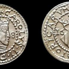Reproducciones billetes y monedas: MONEDA ANTIGUA DE PLATA. Lote 180017486