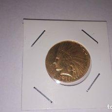 Reproducciones billetes y monedas: MONEDA LIBERTY. Lote 180102673