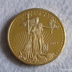 Reproducciones billetes y monedas: LIBERTY 2019. Lote 180174935