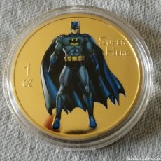 Reproducciones billetes y monedas: BATMAN. Lote 180331390