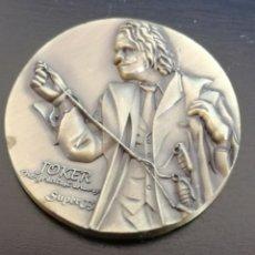 Reproducciones billetes y monedas: JOKER Y BATMAN. Lote 181558022