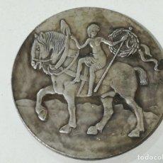 Reproducciones billetes y monedas: MEDALLA MÜNCHEN 1908 REPRODUCCIÓN. Lote 182263461