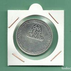 Reproducciones billetes y monedas: RÉPLICA DE LA FNMT. DURO GERONA FERNANDO VII. Lote 195311387