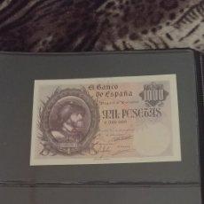 Reproducciones billetes y monedas: ALBUM CON MAS DE 60 BILLETES ESPAÑOLES REPRODUCCIONES AUTORIZADAS. Lote 182863662