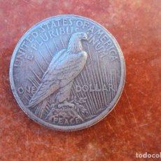 Reproducciones billetes y monedas: DOLAR AMERICANO DE 1929 (REPRODUCCION). Lote 183474538