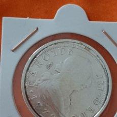 Reproducciones billetes y monedas: 8 REALES CARLOS III 1772 FNMT.. Lote 183681243