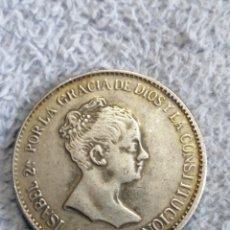 Reproductions billets et monnaies: MONEDA --20 REALES--ISABEL II..1837.-- CREO QUE ES COPIA--CECA M-CL. Lote 184434651