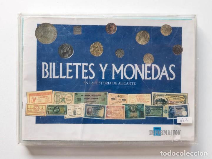 Reproducciones billetes y monedas: Billetes y Monedas en la Historia de Alicante. Leer contenido. Salida 1 céntimo - Foto 2 - 186281018