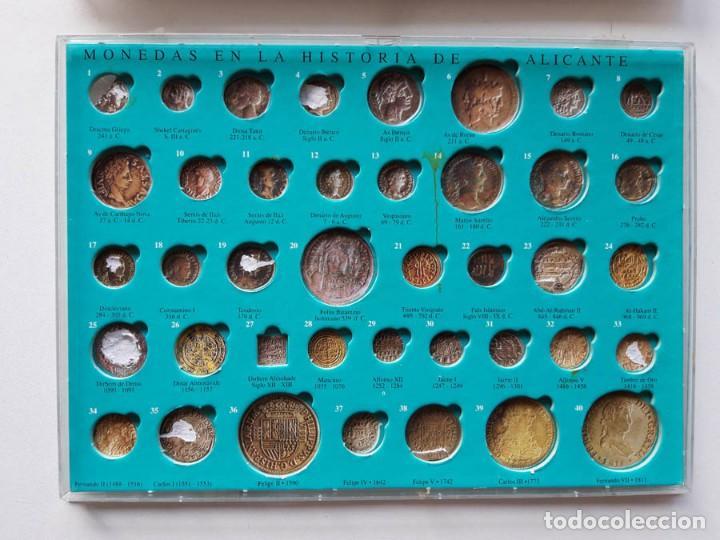 Reproducciones billetes y monedas: Billetes y Monedas en la Historia de Alicante. Leer contenido. Salida 1 céntimo - Foto 3 - 186281018