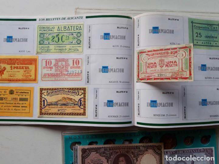 Reproducciones billetes y monedas: Billetes y Monedas en la Historia de Alicante. Leer contenido. Salida 1 céntimo - Foto 4 - 186281018