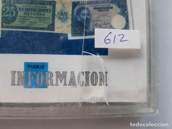 Reproducciones billetes y monedas: Billetes y Monedas en la Historia de Alicante. Leer contenido. Salida 1 céntimo - Foto 5 - 186281018
