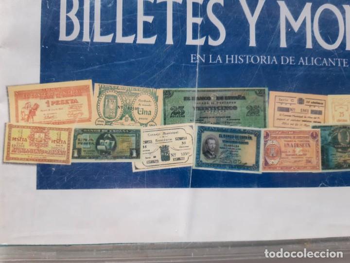 Reproducciones billetes y monedas: Billetes y Monedas en la Historia de Alicante. Leer contenido. Salida 1 céntimo - Foto 6 - 186281018