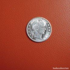 Reproducciones billetes y monedas: MEDIO DOLAR USA 1892/1893 DE DOS CARAS IGUALES CON LA LIBERTAD. Lote 189724172