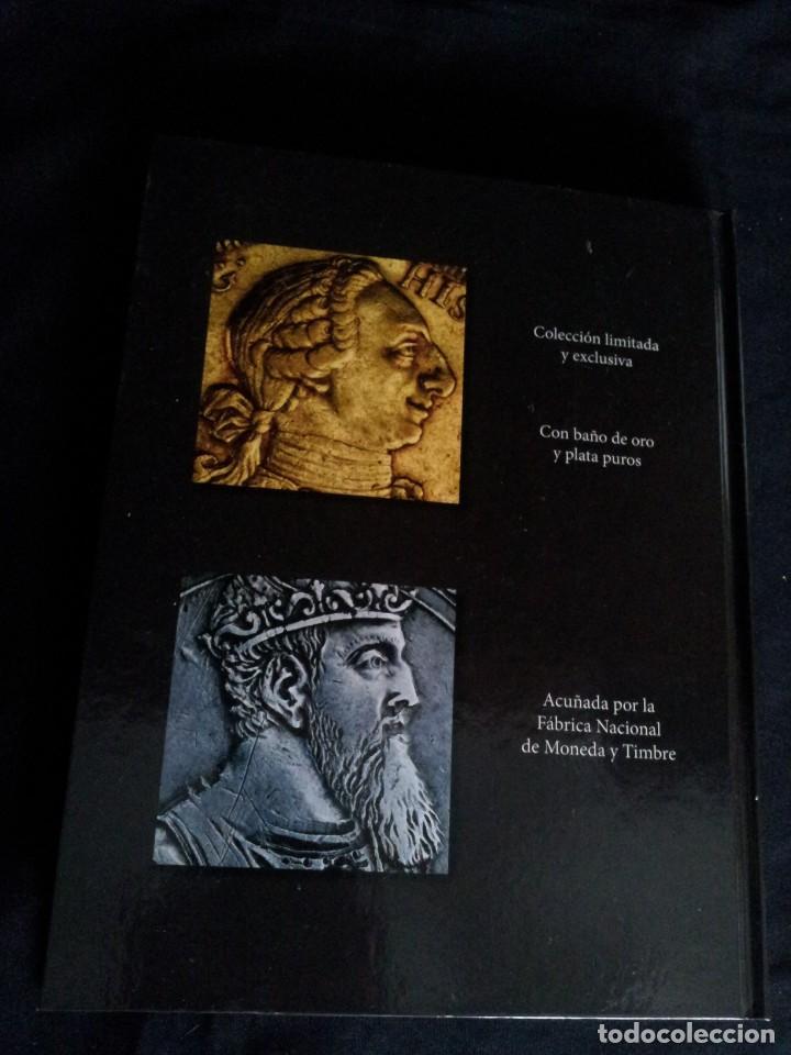 Reproducciones billetes y monedas: LAS MONEDAS DE ESPAÑA, DE LOS REYES CATOLICOS A CARLOS III - REAL CASA DE LA MONEDA 2013 - Foto 2 - 189701406