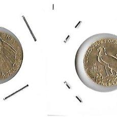 Reproducciones billetes y monedas: MONEDA DE CINCO DÓLARES DE LOS ESTADOS UNIDOS -INDIAN HEAD- 1908-1929. Lote 253134350