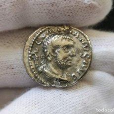 Reproducciones billetes y monedas: DENARIO ROMANO . Lote 194237768