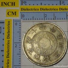 Reproducciones billetes y monedas: MONEDA MEDALLA. REPRODUCCIÓN NUMISMÁTICA. CHINA. 25. Lote 194339691