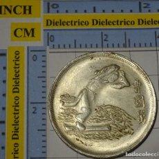 Reproducciones billetes y monedas: MONEDA MEDALLA. REPRODUCCIÓN NUMISMÁTICA. CHINA. 27. Lote 194339797