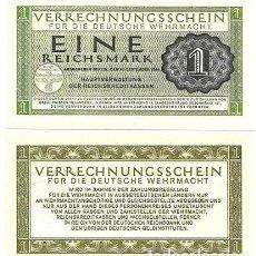Reproducciones billetes y monedas: REPRODUCCION BILLETE. EINE REICHSMARK (ALEMANIA). COLECCIÓN EL MUNDO Nº 4 - BILL-723. Lote 194766872