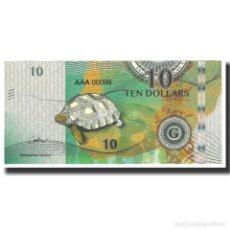 Reproducciones billetes y monedas: BILLETE, 10 DOLLARS, PAPÚA-NUEVA GUINEA, UNC. Lote 194787168
