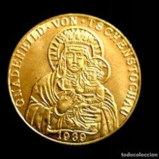 Reproducciones billetes y monedas: MONEDA ANTIGUA ALEMANA . Lote 194940202