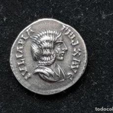 Reproducciones billetes y monedas: DENARIO ROMANO . Lote 195006797