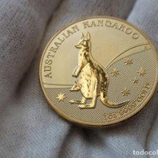 Reproducciones billetes y monedas: AUSTRALIA 100 DOLARES KANGAROO 2009. Lote 195399523