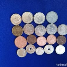 Reproducciones billetes y monedas: LOTE MONEDAS DE EUROPA- VARIAS. Lote 196813925
