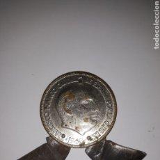 Reproducciones billetes y monedas: ANTIGUA MONEDA MULTIUSOS FABRICADA POR LA CASA PAYA DE IBI (ALICANTE). Lote 200310965