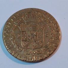 Reproducciones billetes y monedas: ESPAÑA- FERNANDO VII 4 S. DE ORO DE 1820. Lote 201954058