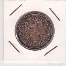 Reproducciones billetes y monedas: COLECCIÓN CASA DE LA MONEDA BAÑADA EN COBRE ( REPRODUCCIONES) MONEDA MEDIAVAL. Lote 205119496