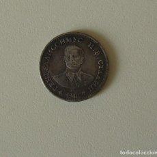 Reproducciones billetes y monedas: 1 RUBLO DE PLATA 1949 CON STALIN. Lote 205522023