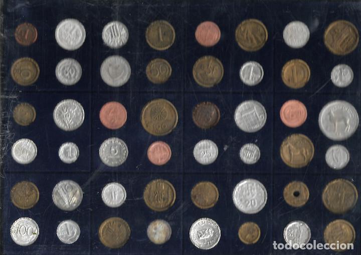 REPRODUCION MONEDAS EUROPEAS DE LO QUE EL EURO SE LLEVO LO DE LA FOTO (Numismática - Reproducciones)