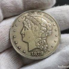 Reproducciones billetes y monedas: DOLLAR. Lote 207086622