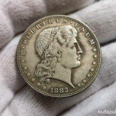 Reproducciones billetes y monedas: DOLLAR. Lote 207086678