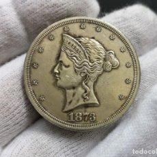 Reproducciones billetes y monedas: DOLLAR. Lote 207086721