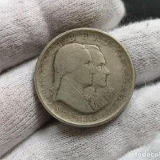 Reproducciones billetes y monedas: HALF DOLLAR. Lote 207086781
