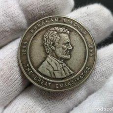 Reproducciones billetes y monedas: MEDALLON O MONEDA DOLLAR. Lote 207086885