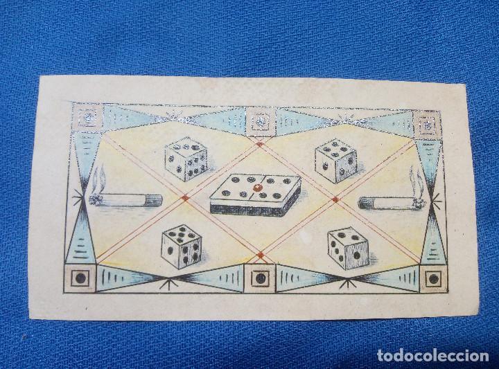 Reproducciones billetes y monedas: BILLETE LOCAL DE CABRA 1939 ( CORDOBA ) VALE POR 1 LITRO DE LECHE * PERFECTO * - Foto 2 - 207233992