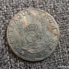 Reproducciones billetes y monedas: 8 REALES 1739. Lote 209330707