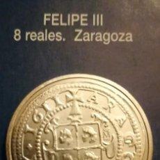 Reproducciones billetes y monedas: 50 REALES FELIPE III. Lote 213439733
