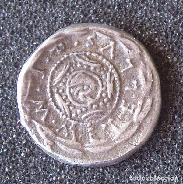 Reproducciones billetes y monedas: COPIA EN PLATA DE DENARIO CAECILIUS METELLUS PIUS 3,4 gr. - Foto 3 - 217058508