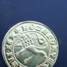 Reproducciones billetes y monedas: MONEDA A IDENTIFICAR.. Lote 217381453