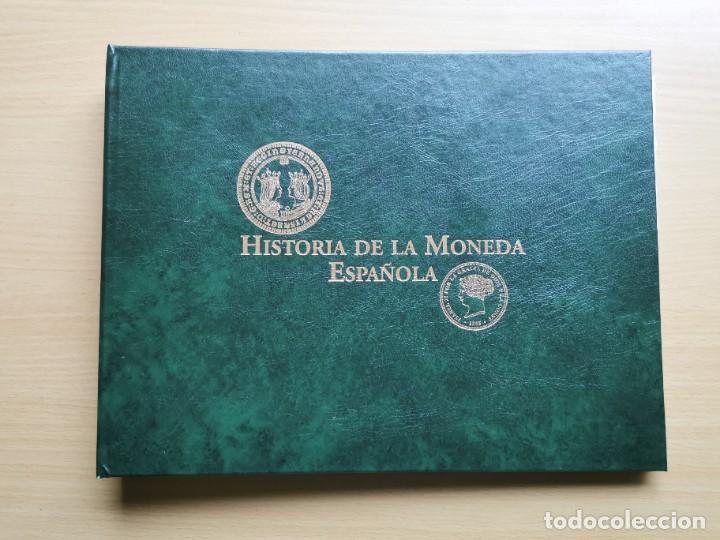 Reproducciones billetes y monedas: LA HISTORIA DE LA MONEDA ESPAÑOLA 17 MONEDAS DE PLATA Y ORO EMISIÓN ESPECIAL CONMEMORATIVA FNMT - Foto 21 - 218581483